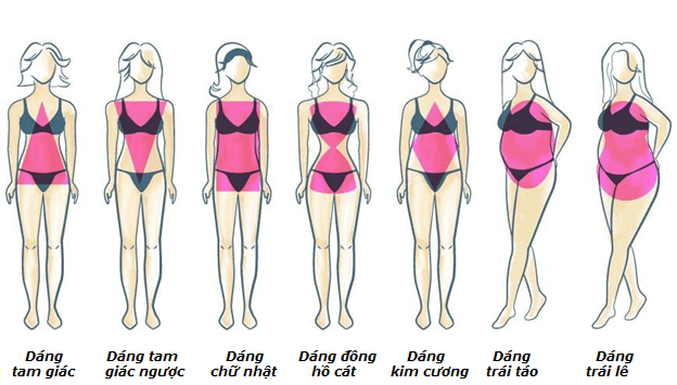 chiều cao cân nặng chuẩn của người lớn