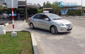 trường dạy lái xe tiến thành khai giảng khoá học lái xe ô tô quận 3