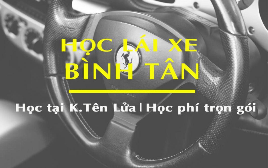 Học Lái Xe Ô Tô B2 Tại Bình Tân – Trung Tâm Tiến Thành