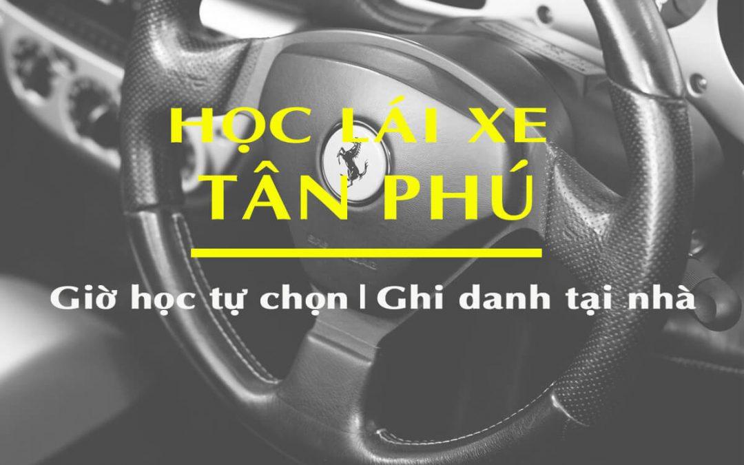 Học lái xe B1, B2, C tại Q. Tân Phú – Trường Tiến Thành