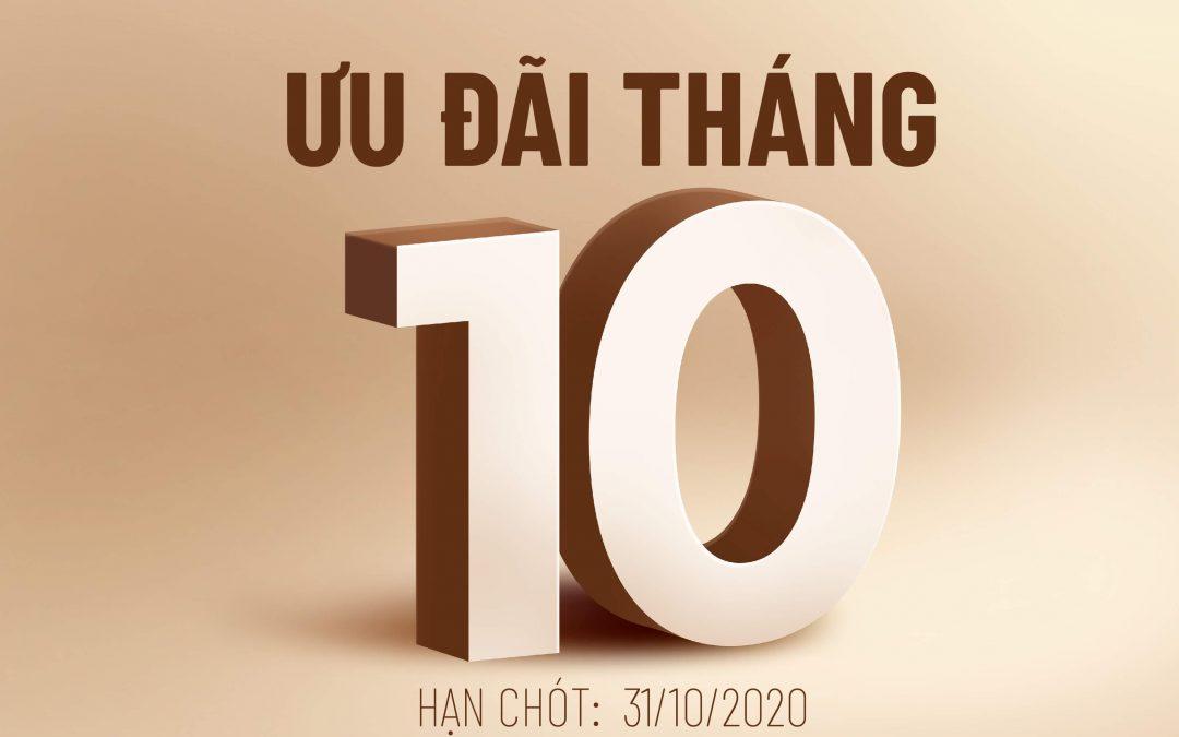 [HOT] CHƯƠNG TRÌNH ƯU ĐÃI ĐẶC BIỆT 2020