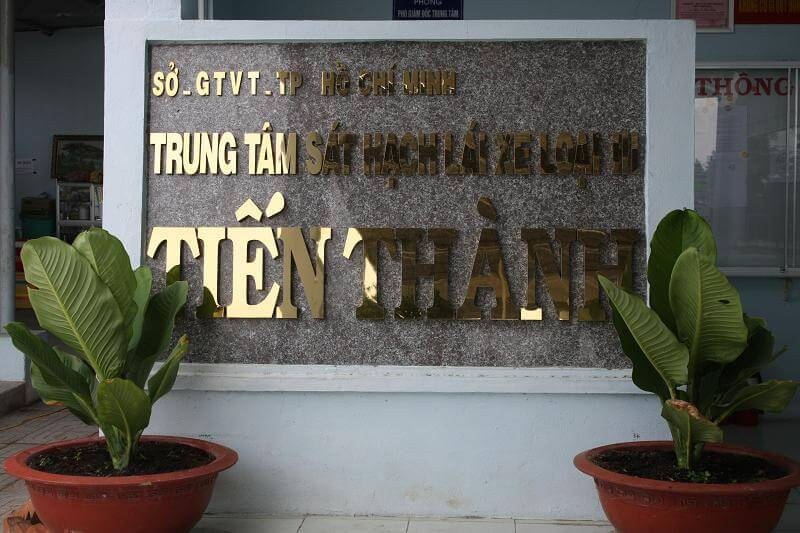 Thuê Xe Tập Lái TPHCM