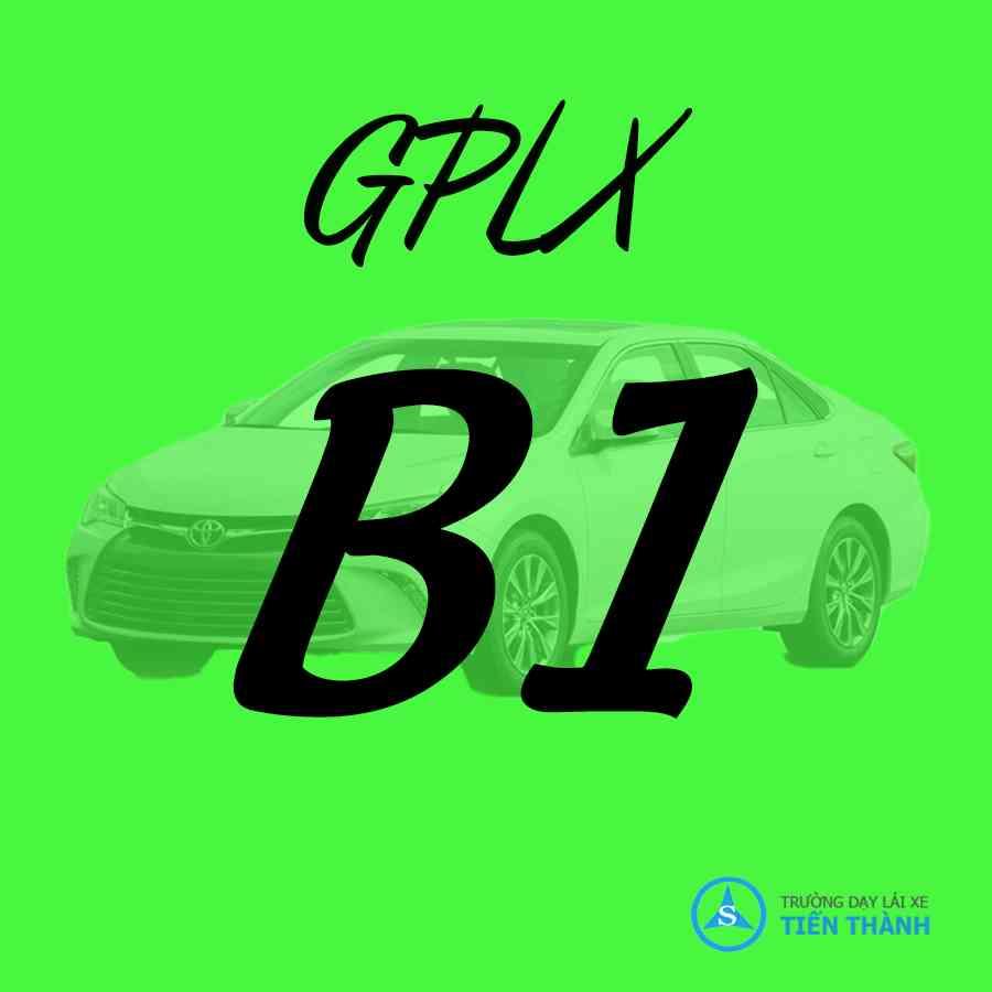 Khóa học lái xe B1 quận 7 giá rẻ