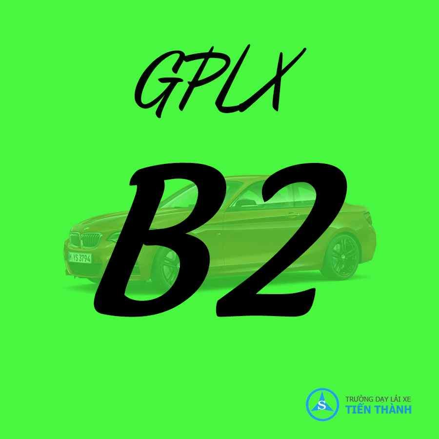 hoc lai xe hang B2 tai q7