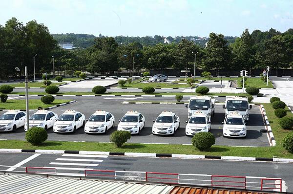 học lái xe ô tô tại Tuyên Quang giá rẻ