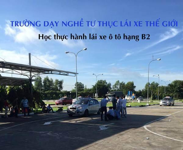 Trường dạy lái xe tại TpHCM thuộc Sở GTVT