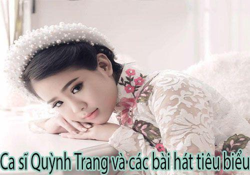 Ca Sĩ Quỳnh Trang – Thiên Thần Bolero